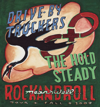 Drive-By Truckers vs. The Hold Steady