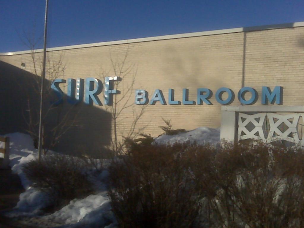 Surf Ballroom, Clear Lake Iowa
