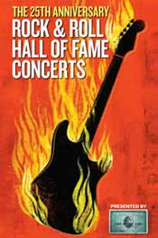 Celebrating the Rock Hall of Fame:  Night One