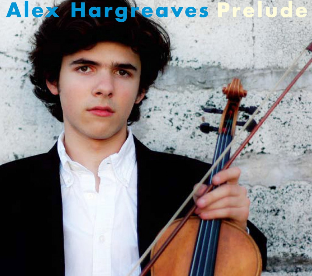 Alex Hargreaves – Prelude