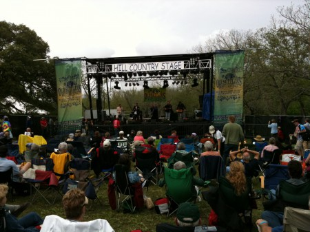 Hill Country Stage