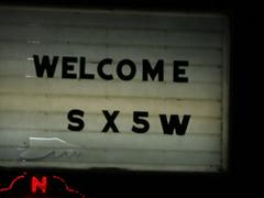 SXSW 2010:  The Scene