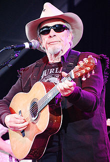 Merle Haggard, with Kris Kristofferson – Live at Mountain Winery