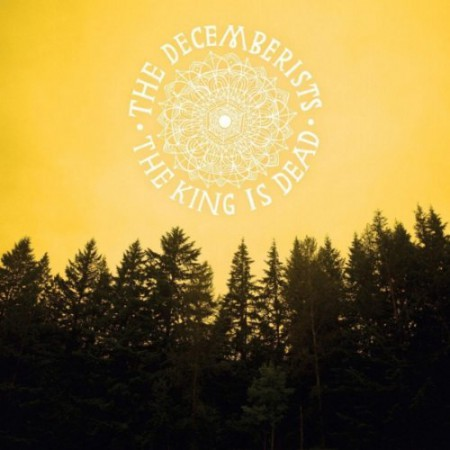 Album Cover for The Decemberists, The King is Dead
