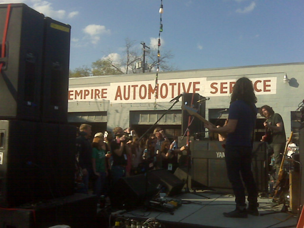 J Roddy and the Business