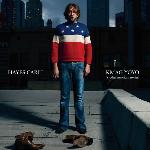 Hayes Carll Vinyl Giveaway!