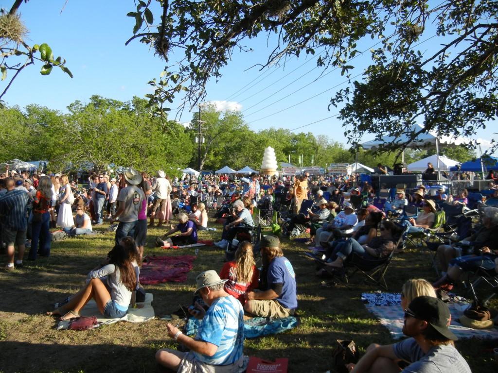 Old Settlers Music Festival 2012