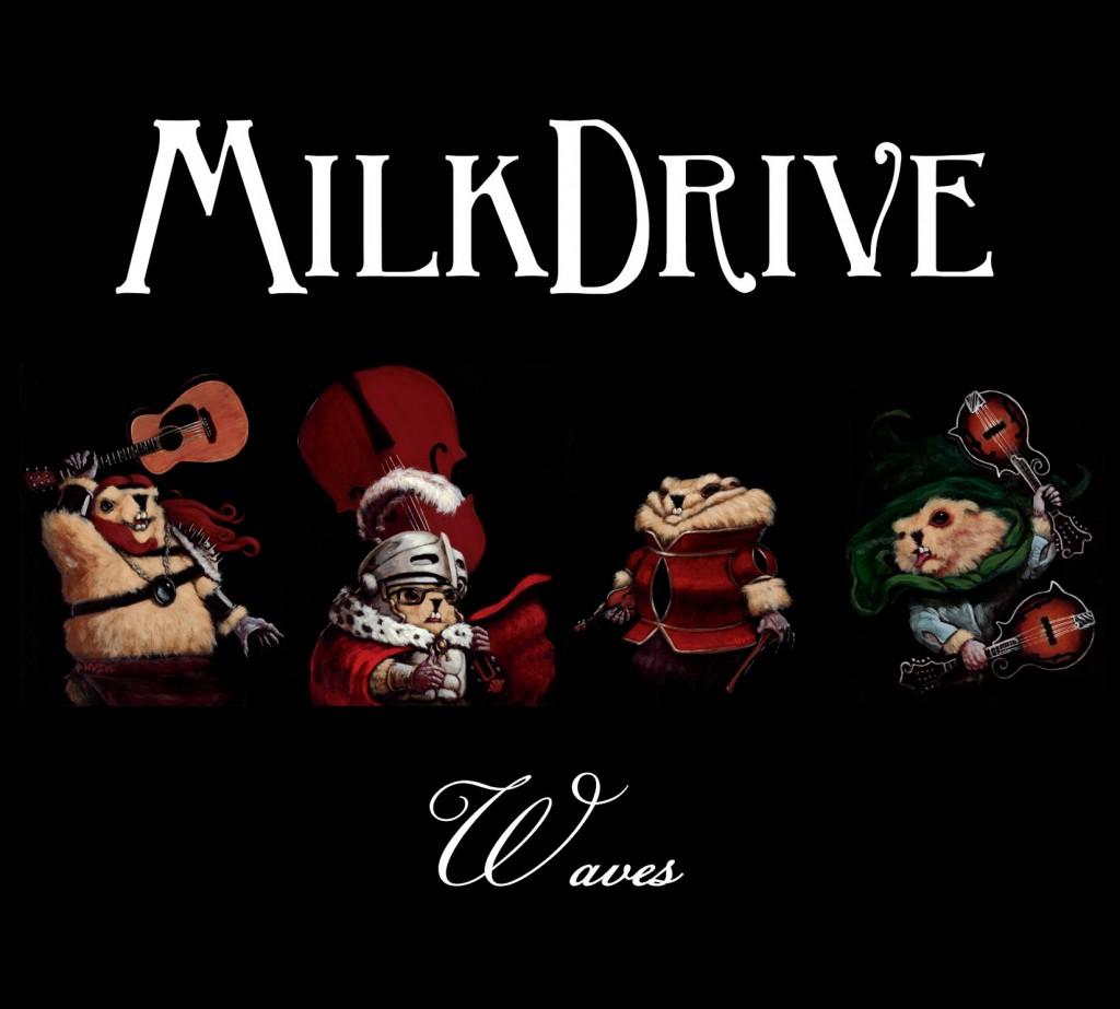 MilkDrive – Waves