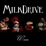 MilkDrive Waves CD Cover