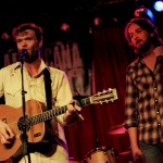 Corb Lund & Hayes Carll, photo by Kim Jameson