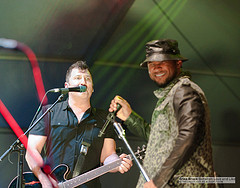 Usher with the Afghan Whigs
