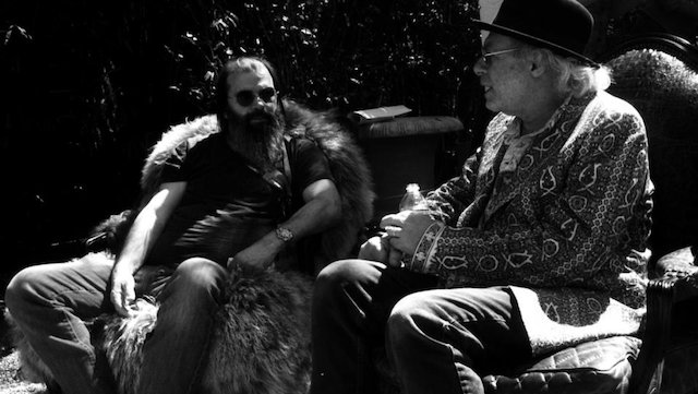Buddy Miller and Steve Earle
