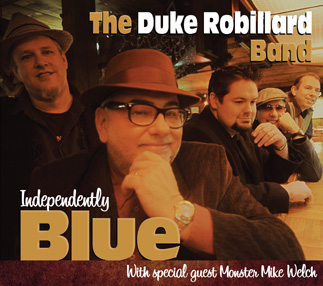 Duke Robillard – Independently Blue