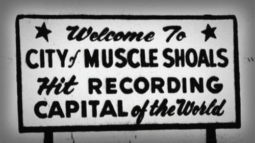 A Musical Tour of Muscle Shoals