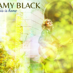 Amy Black This Is Home Cover - High Res
