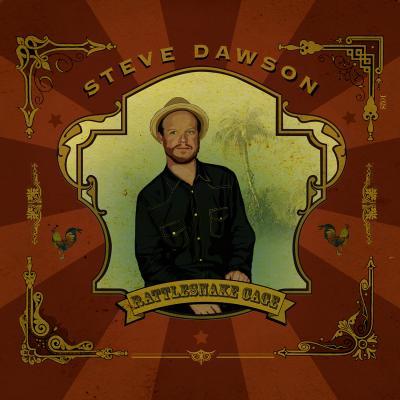 Steve Dawson – Rattlesnake Cage