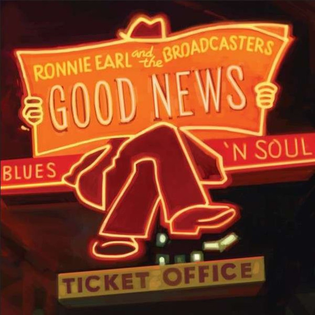 Ronnie Earl and the Broadcasters – Good News