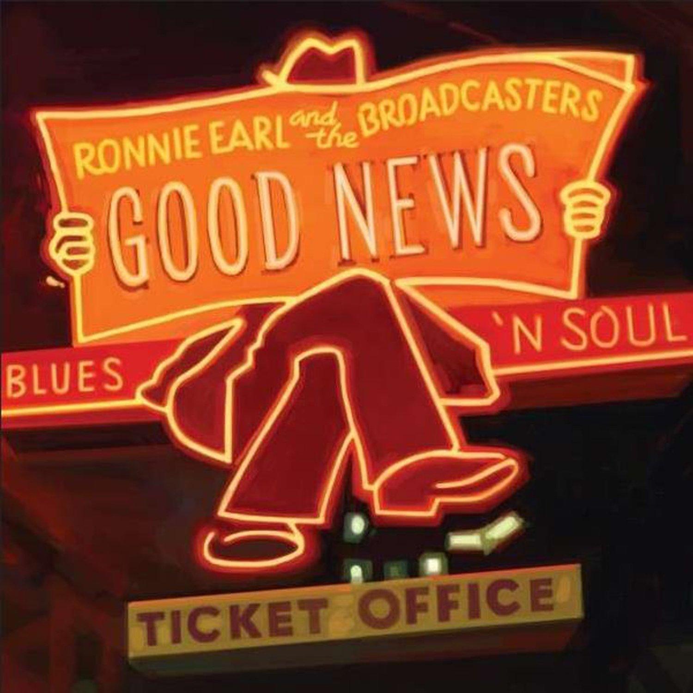 Ronnie Earl & The Broadcasters - Good News Ronnie-Earl-Good-News_
