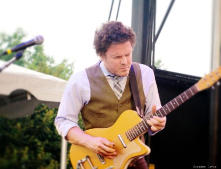 Austin Nevins- Josh Ritter & the Royal City Band