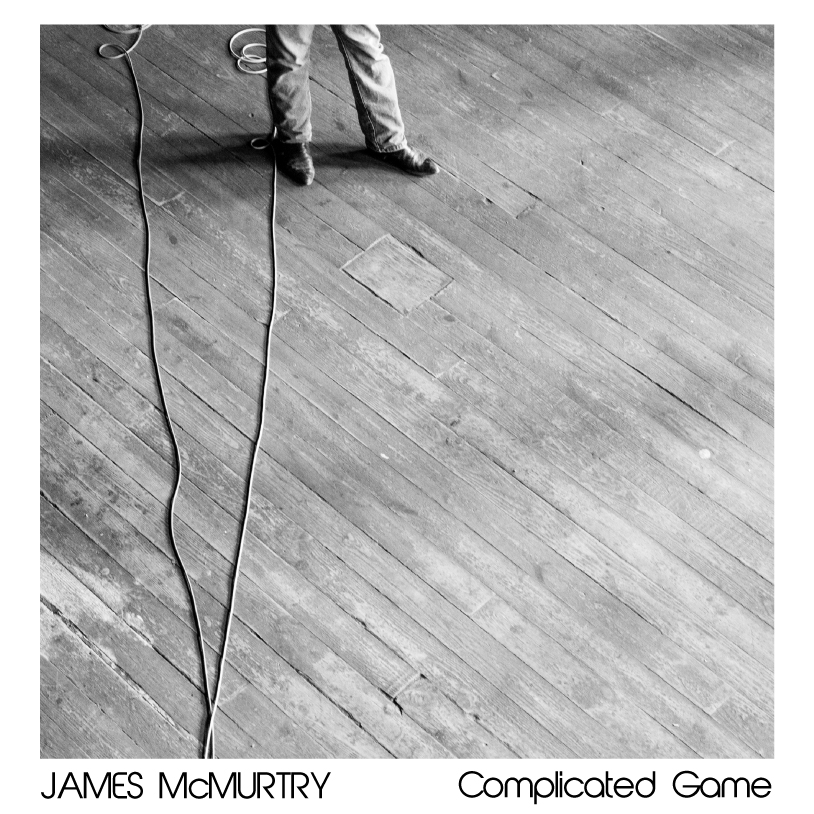 Cover of Complicated Game by James McMurtry