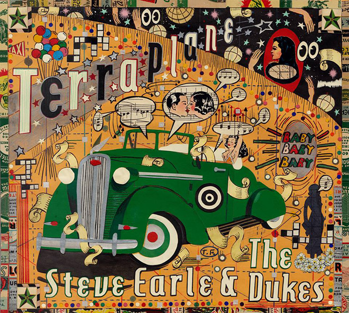 Readers' Pick: Terraplane by Steve Earle & The Dukes