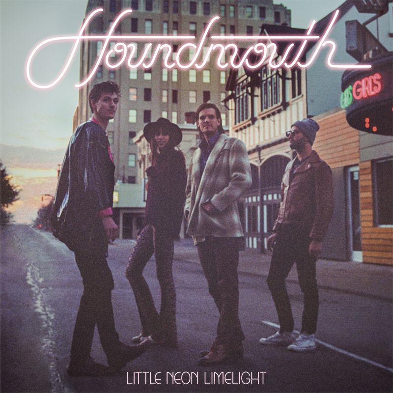 Cover art of Little Neon Limelight by Houndmouth
