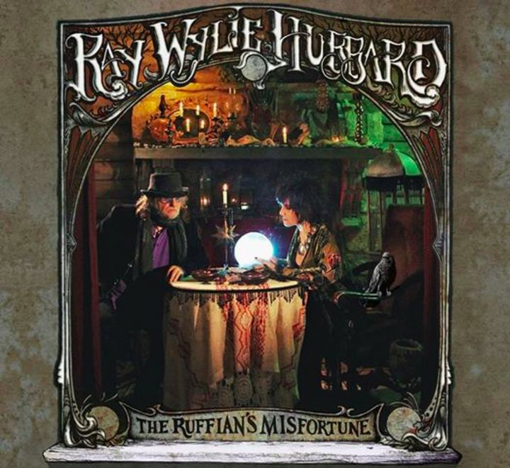 Cover art for Ray Wylie Hubbard's Ruffian's Misfortune