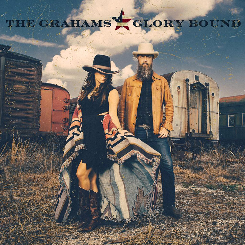 The Grahams, Glory Bound - coverart