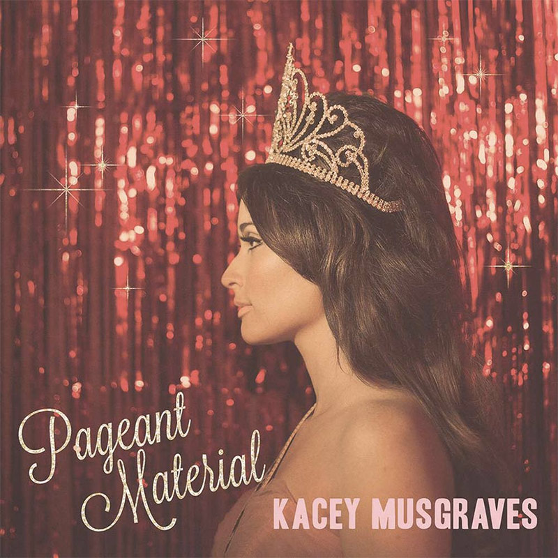 Kacey Musgraves, Pagaent Material - cover art