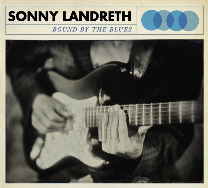 Sonny Landreth, Bound By The Blues - cover art