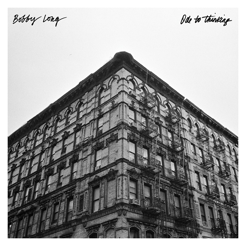 Bobby Long - Ode To Thinking - cover art