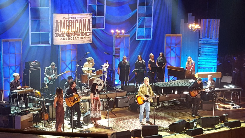 Americana 2015: The Scene