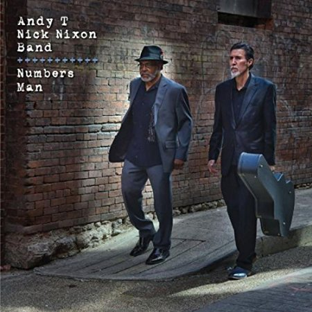 Andy T Nick Nixon Band - Numbers Man - Cover art