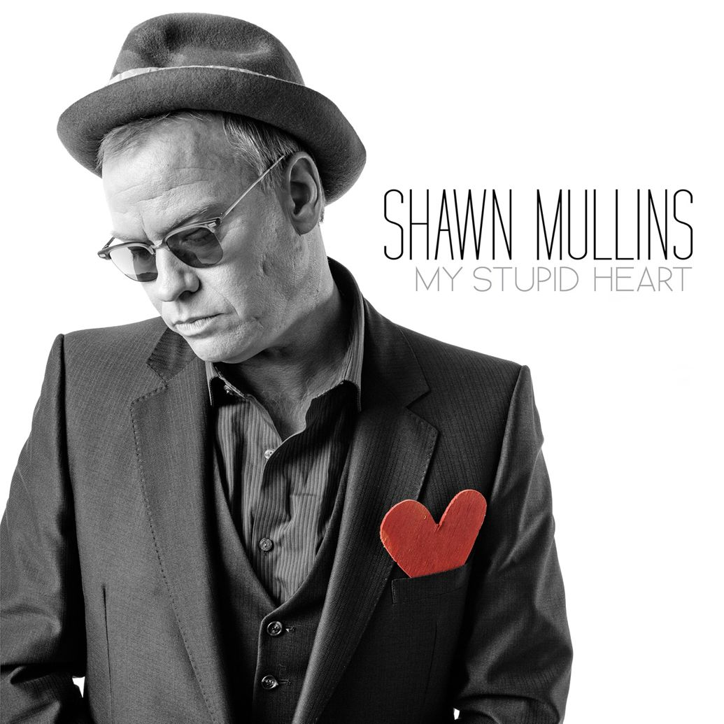 Shawn Mullins - My Stupid Heart (cover art)