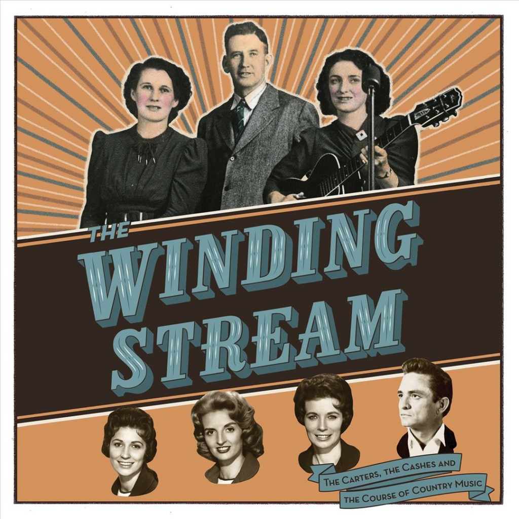 The Winding Stream Soundtrack (cover art)