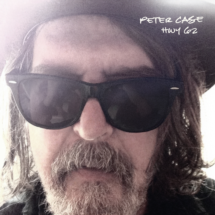 Peter Case, Hwy 62 (cover art)