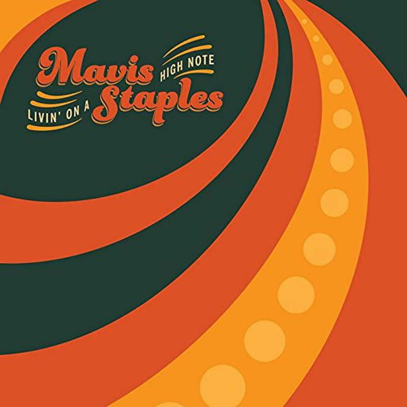 Mavis Staples - cover art