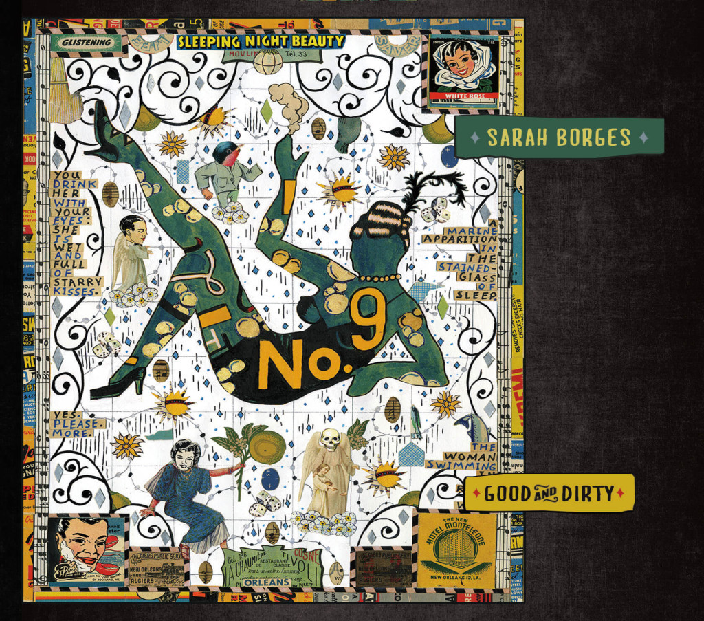 Sarah Borges, Good and Dirty - cover art