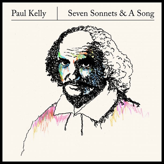 Paul Kelly, Seven Sonnets and a Song - cover art