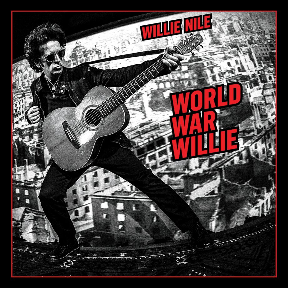 Willie Nile, World War Willie - cover art