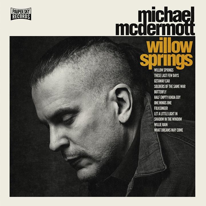 Readers' Pick: Willow Springs by Michael McDermott