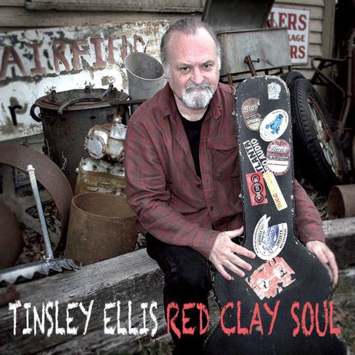 Tinsley Ellis, cover art