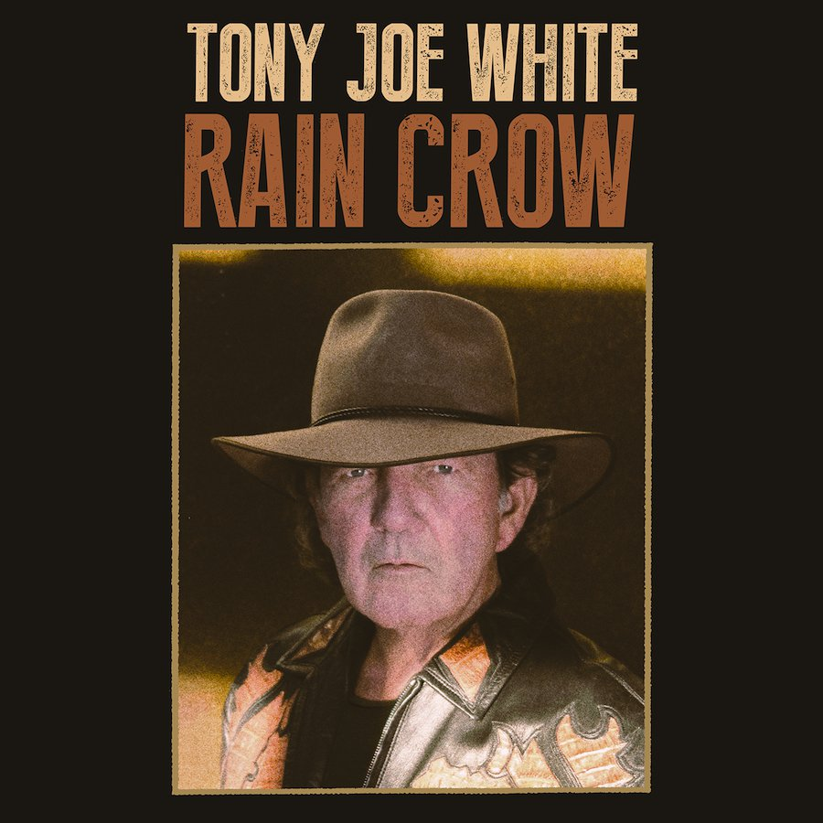 Tony Joe White - cover art