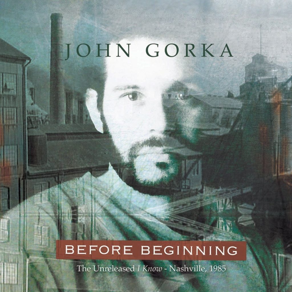 John Gorka - cover art