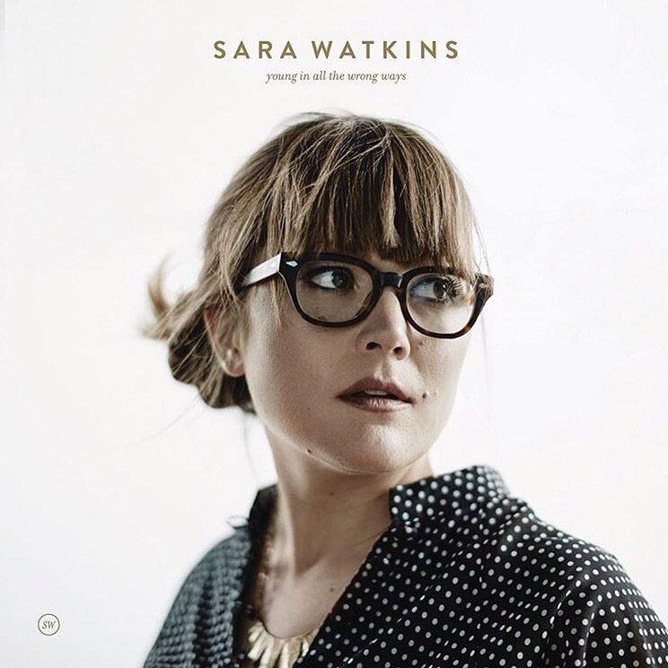 Sara Watkins - cover art