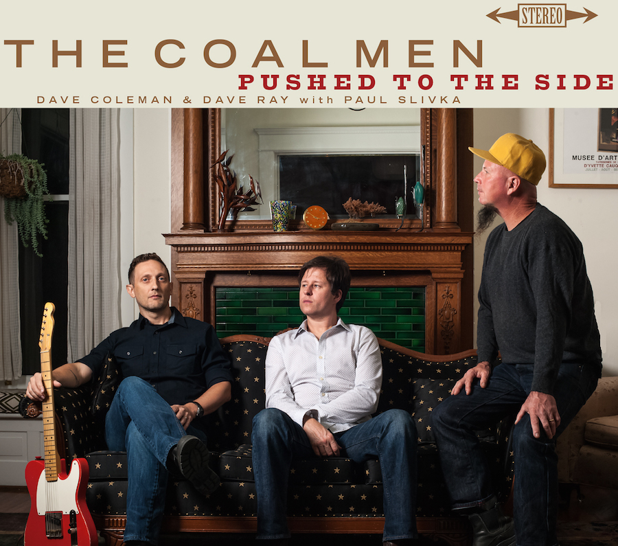The Coal Men - cover art
