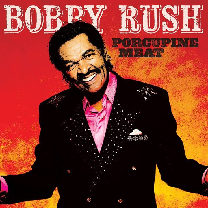 Bobby Rush - Cover Art