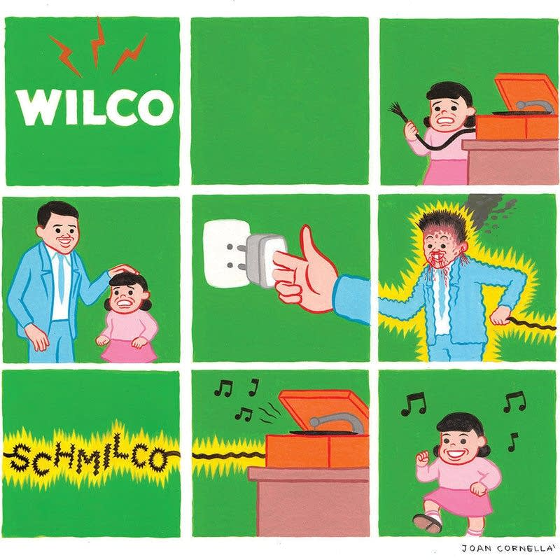 Wilco, Schmilco - cover art