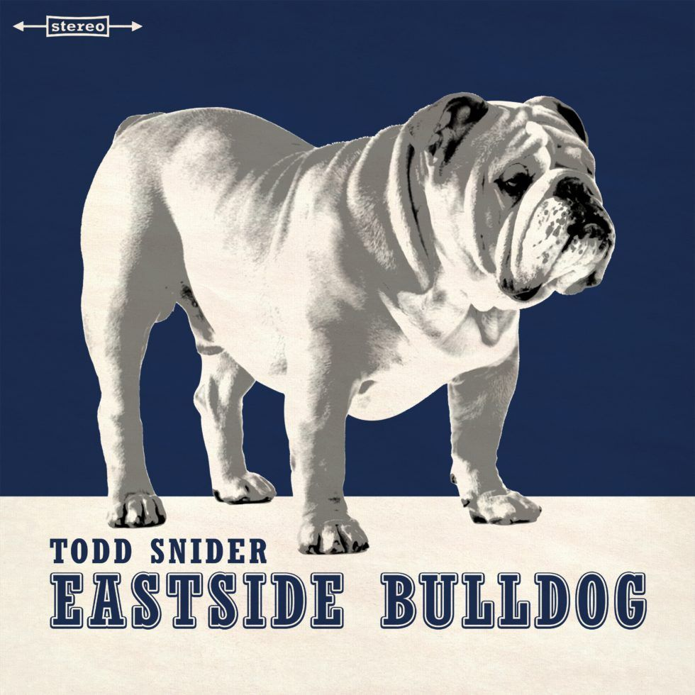 Todd Snider, Eastside Bulldog - cover art