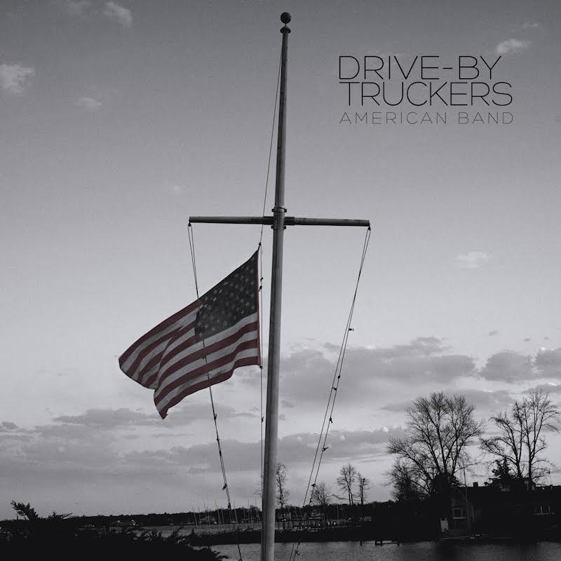 Drive-by Truckers, American Band - cover art